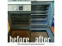 Blitz Cleaning & Property Maintenance