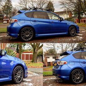 2010 Subaru Impreza WRX-S 2.5 Pro Drive *Fresh MOT - No Advisories*