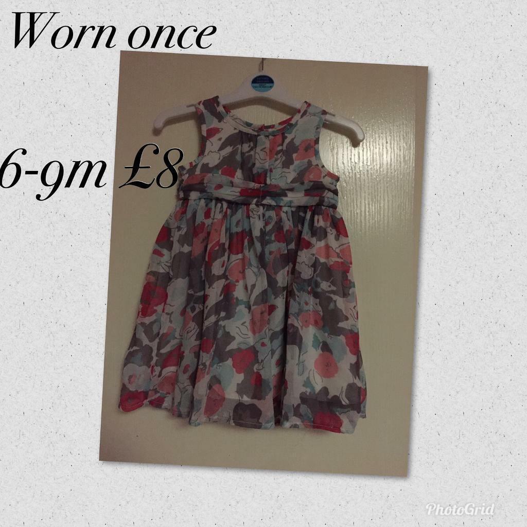 e2678a186c9c Girls dress 6-9m