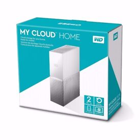 ****NEW**** WD My Cloud Home 2TB Personal Cloud - White WDBVXC0020HWT-EESN