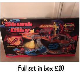 Full set in box