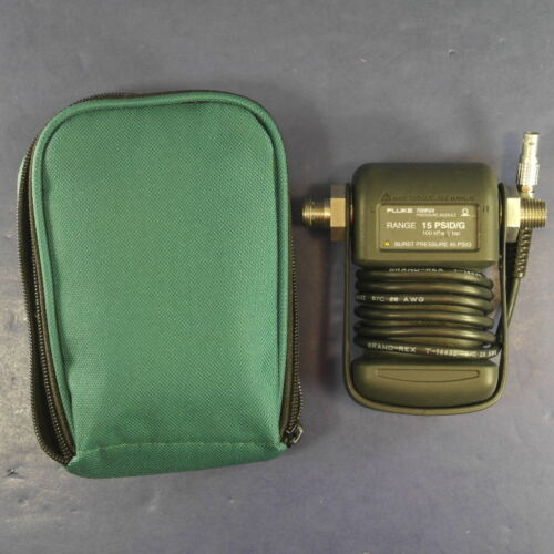 Fluke 700P04 700 P04 Pressure Module, Excellent, Green Case