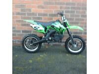 Mini dirtbike