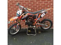 Ktm 85 2013 sw lots of extras