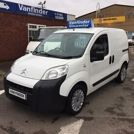 2010 CITROEN NEMO 660 LX VAN ONLY £2995 NO VAT !!!