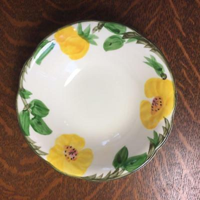 Vintage Franciscan Yellow MEADOW ROSE 6