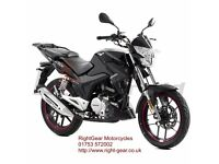 *Brand New* 66 plate Lexmoto ZSX 125 Learner. (CBR) Warranty. Free Delivery. Part-ex 24-10