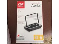 Free view HD compatible aerial