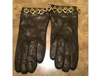 Sermoneta Leather Gloves