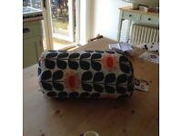 Orla kiely sleeping bag new
