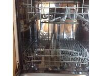 Kenwood integrated dishwasher