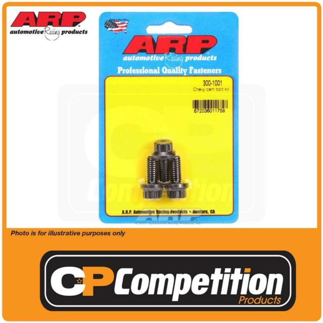 ARP CAM BOLT KIT SMALL BLOCK CHEV 5/16-18 FOR USE WITH CAM BUTTON 300-1001