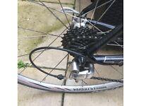 Giant tcr advanced 1 road bike