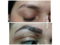 Microblading eyebrows only £90 (plus touch up £40 4weeks later)offer is ending end of the october.