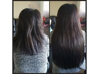 Luxury Mobile Hair Extensions Covering West Yorkshire
