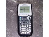 Ti-84 Plus Texas Instruments Graphic Calculator