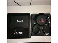 Parrot SA Zik Black Headband Wireless Headphones