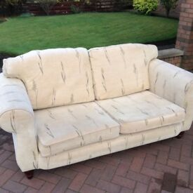 Two 2 Seater Sofas for uplift Sun 3 Dec