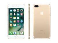 iPhone 7 Plus 32GB Gold Unlocked New