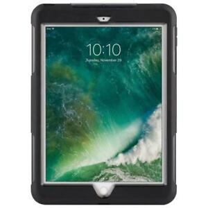 Griffin GB43411 Survivor Extreme Rugged Case for iPad 9.7 2017 - Black/Clear (No box)