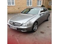 2010/Mercedes cls350 AMG semi-auto in stunning condition