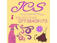 JOY'S CLEANING SERVICES