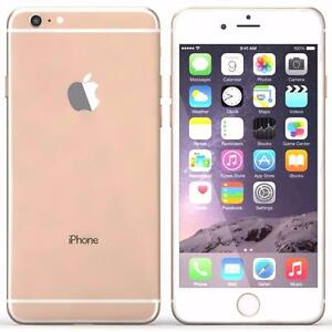 iPhone 6 Plus 64GB Rogers / Chatr MINT 10/10 BRAND NEW condition GOLD $475 FIRM