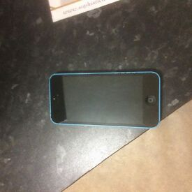 IPhone 5C Blue 8GB