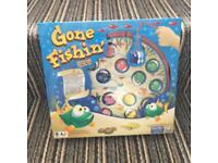 Kids fishing game