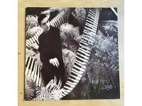 Rolf Hind - Factory Records 256 - Ligeti / Martland / Carter (original LP release, 1989)