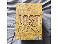 Lost - Complete DVD Box Set (seasons 1-6)