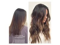 NEW NEW NEW**EXCLUSIVE TO US**LATEST INNOVATION**NON DAMAGING*RUSSIAN VIRGIN HAIR EXTENSIONS**LONDON