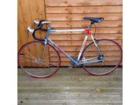 60cm F.moser 51.151 classic road bike