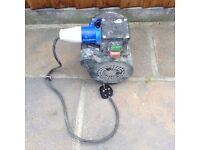 cement / concrete mixer motor Belle