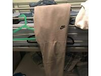 Tech fleece tracksuit bottoms
