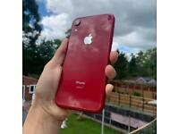 Apple iPhone XR - 128GB-Excellent Condition - unlocked to all networks - fully working - quick sale