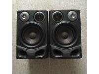 Aiwa SX-N999 Speakers