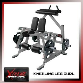 XTREME STRENGTH KNEELING LEG CURL - HAMMER STRENGTH, PRECOR