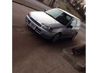 Toyota Starlet SR Extremely High Grade, Lots of OEM EXTRA's (not glanza gt starlet s solida)