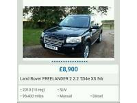 Landrover freelander2 for sale