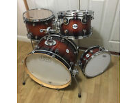 "Refurbished DW ""Frequent Flyer"" Shell Pack (Drum Kit)"