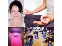 Yoga Classes Harrow, Pinner, Hatch End. Healing & energising Yoga. Change your body, calm your mind