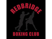 AMATEUR BOXING CLUB FOR KIDS AND ADULTS. ILFORD