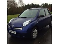 Nissan Micra 1.2i S , ----- 5 Door Hatchback ----- , Immaculate Condition ,similar fiesta corsa polo