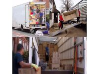 !!Man/And/ TRUSTY/Removal/ Van/Luton_Tail Lift/ 7.5 Tonne Lorries/ Domestic/Commercial! Nationwide.