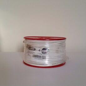 ABUS AZ6360 Alarm Cable 8 x 22 mm² White Sheath (139 m total)
