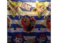 Paw Patrol double duvet cover