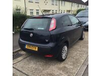 1.2 fiat punto mint condition with minor scratches, start/stop, hill assist