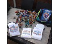 Wii Station Skylanders Bundle