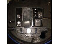 Audi a6 Gear stick console 2014